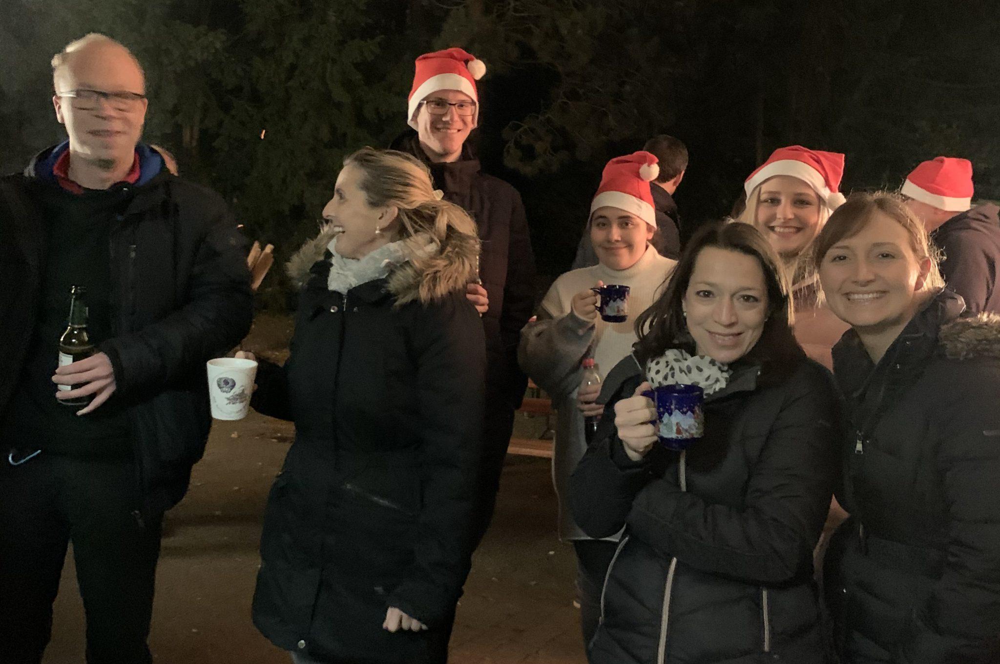 Weihnachtsfeier RKB Wetzlar